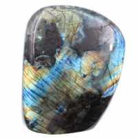 Labradorite à reflets multicolores pour ornement
