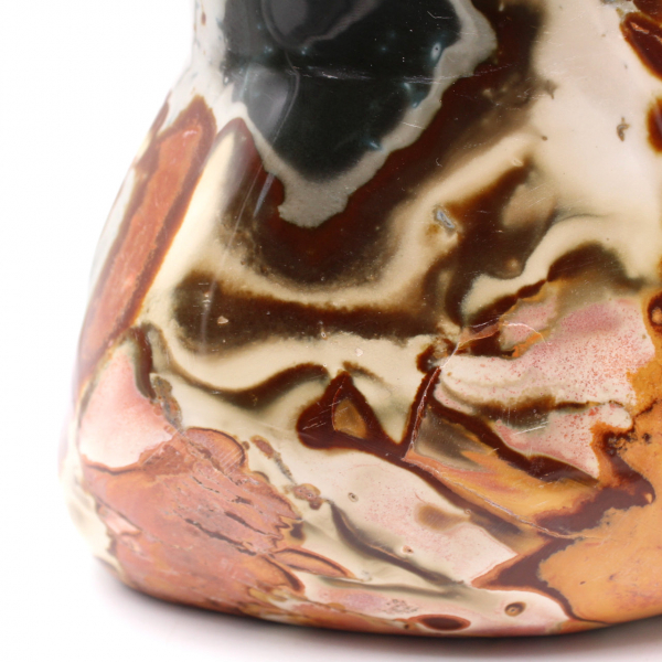 Printed jasper polished 4.5 kilo ornament block