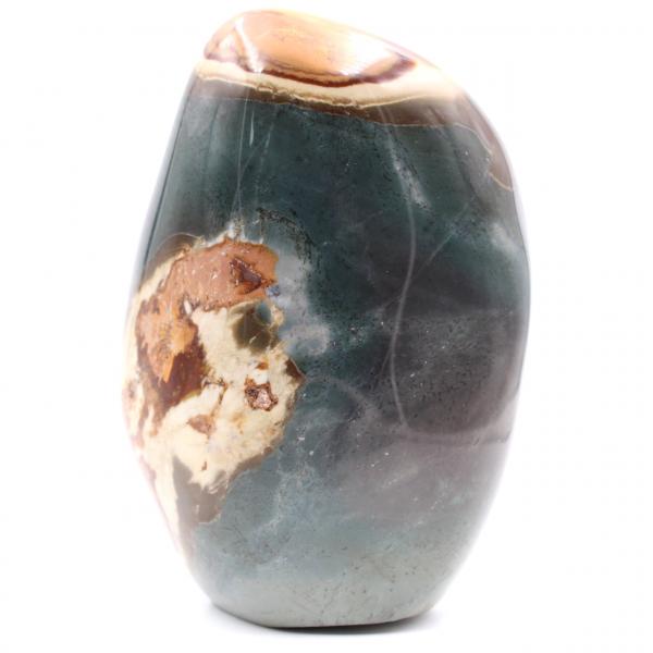 Jaspe imprimée pierre décorative de 1.5 kilo