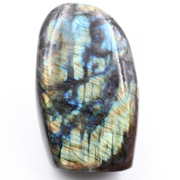 Pedra de ornamento de labradorita multicolorida