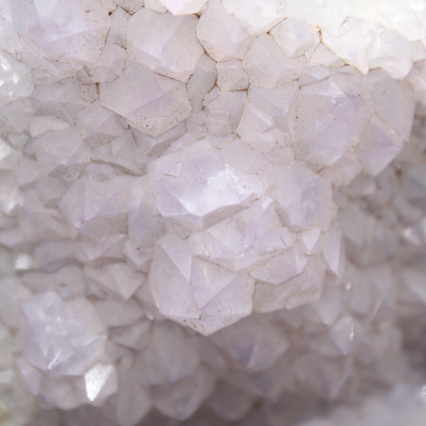 Ágata de cuarzo cristalizado