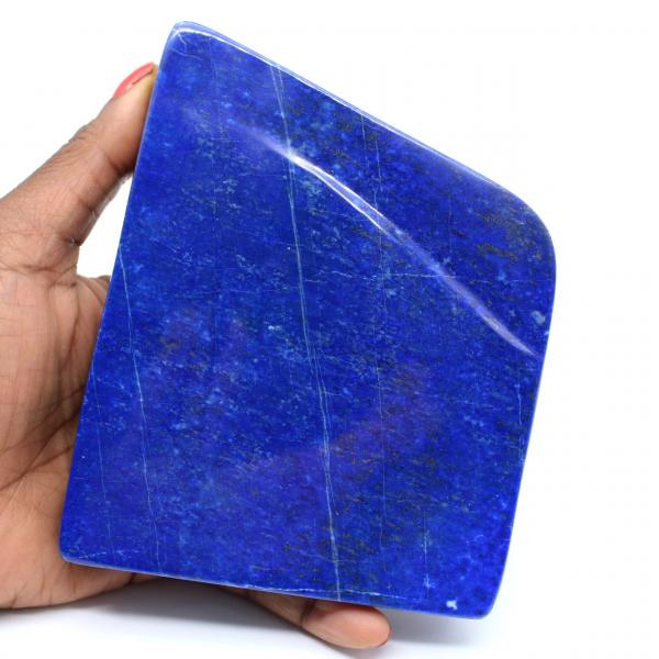 Lapis lazuli decoration stone