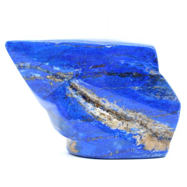 Large decorative stone in Lapis-lazuli