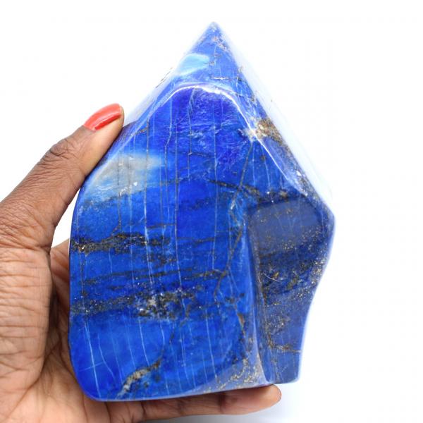 Large Lapis Lazuli Stone Polished Stone